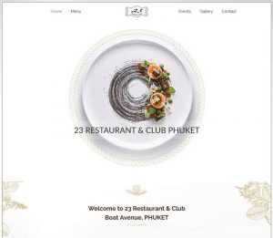 23 Restaurant Club in Boat Avenue, Cherngtalay, PHUKET