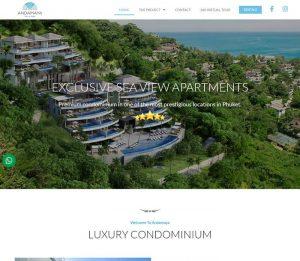 Andamaya Surin Bay - Melki.Biz - Consulting, SEO & Web Design in Phuket