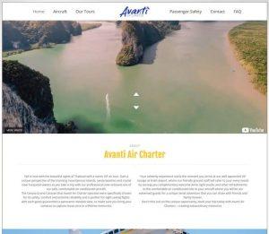 Avanti Air Charter - Phuket Krabi - Once in a lifetime