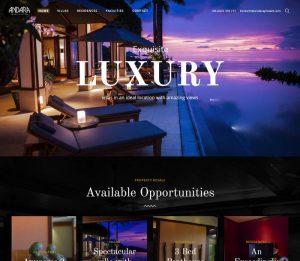 Exquisite Luxury Villas and Residences in Kamala, Phuket Andara Resort Villas