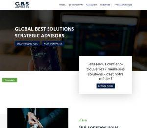 G B S Advisors Global Best Solutions