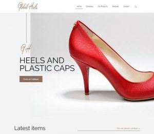 Global Heels – Repairing shoes with style