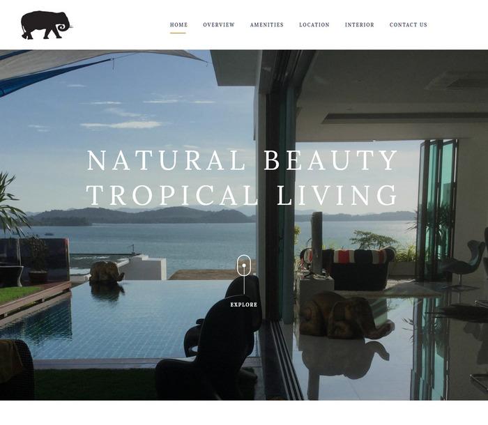 Golden Elephant Villa - Sunrise Resort - PHUKET