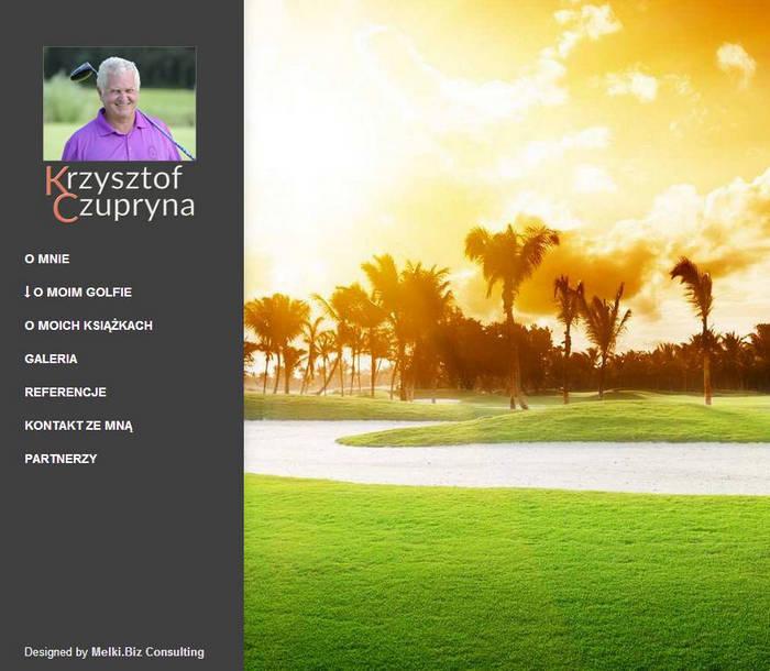 Krzystof Czupryna - Melki.Biz Consulting & Web Design Portfolio