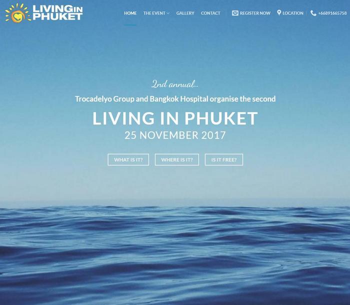Living In Phuket sponsored by Melki.Biz - Consulting, SEO & Web Design in Phuket