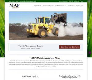 MAF Composting Systems 2020 - Melki.Biz - Consulting, SEO & Web Design in Phuket