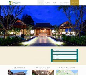 Ozone Villa - Luxurious private pool villas, east coast of Phuket - Melki.Biz - Consulting, SEO & Web Design in Phuket