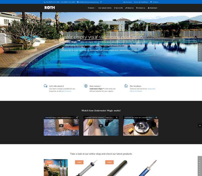 ROTH International PHUKET - Melki.Biz Consulting & Web Design