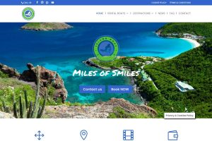 SXM Island Boat Charters - Melki.Biz - Consulting, SEO & Web Design in Phuket