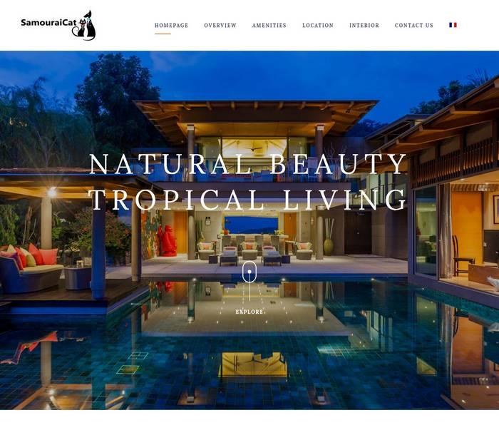 SamouraiCat Phuket - Melki.Biz - Consulting, SEO & Web Design in Phuket