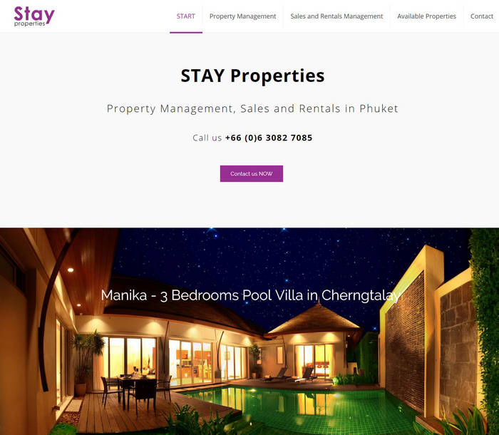 Stay Properties Consulting 2017