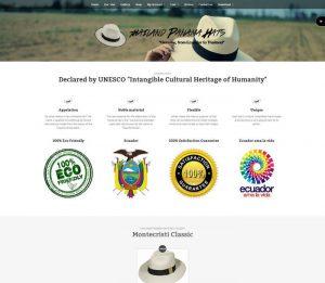Thailand Panama Hats - Phuket Web Design
