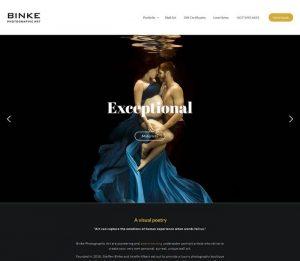 inke Photographic Art 2017 - Phuket Web Design
